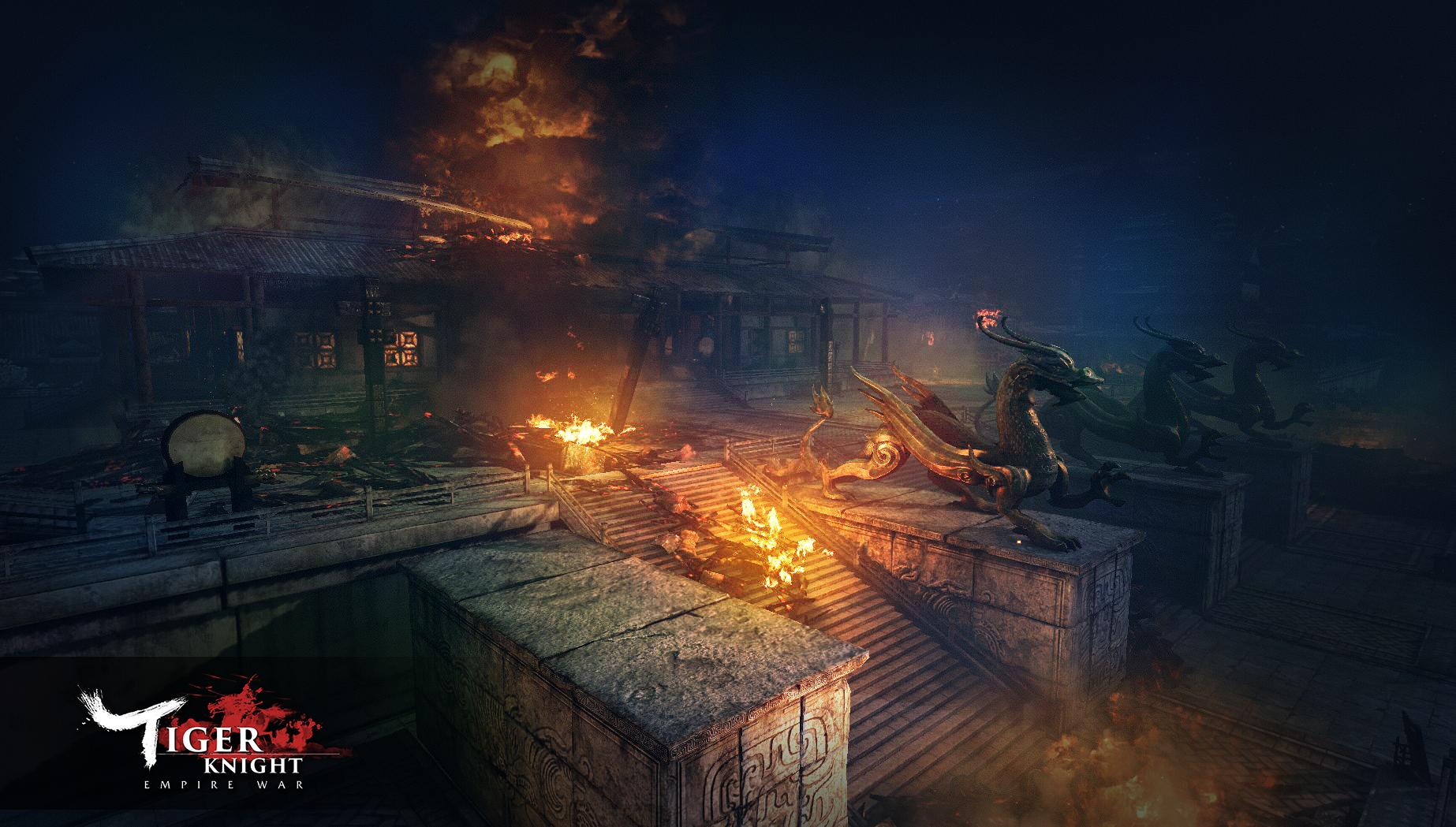 Epic War- Luoyang